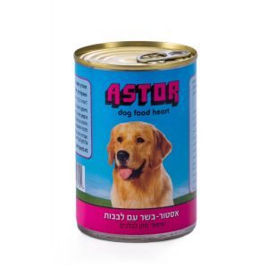 מזון רטוב ושימורים לכלבים